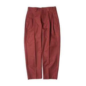 NYLON 2TUCK PT (WINE)