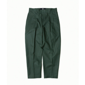 NYLON 2TUCK PT (GREEN)