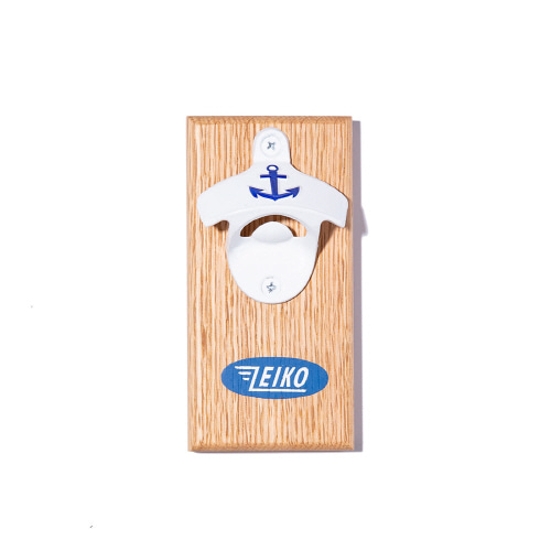"Wall Bottle Opener ""LEIKO"""