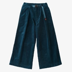 CORDUROY BAGGY PANTS (DEEP BLUE)