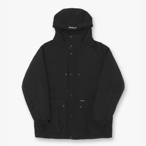 MOUNTAIN PARKA (BLACK)