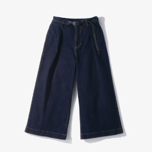 DENIM BAGGY PANTS (ONE WASH)