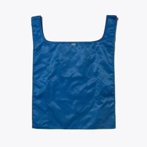LAUNDRY TOTE BAG (BLUE)