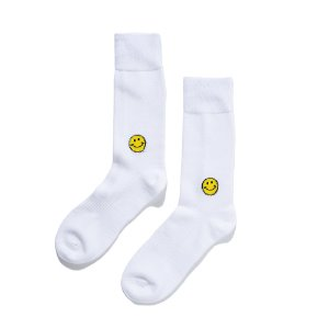 Smile Socks (WHITE)
