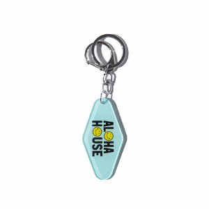 Aloha House Key Holder (LIGHT BLUE)