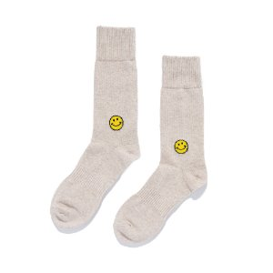 Smile Socks (NATURAL)