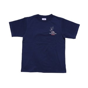 FIGHT CLUB IN SANDY T SHIRTS (NAVY)