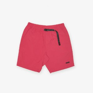 SHELL PACKABLE SHORTS (RASPBERRY)