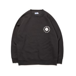 Every Thing Is Fine Clover Sweat (OCEAN BLACK)
