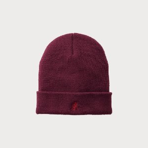 WATCH CAP (MAROON)