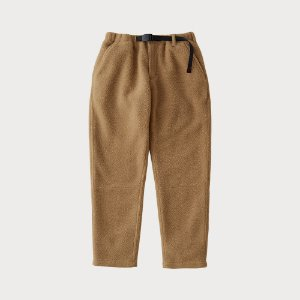 BOA FLEECE TRUCK PANTS (BEIGE)