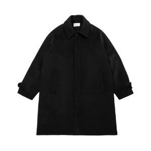 AC BALMACAAN COAT (BLACK)