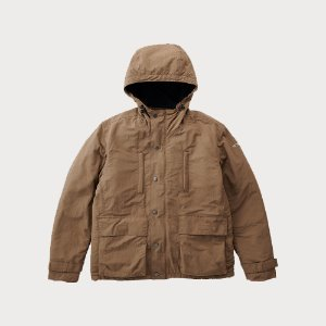 SHELL MOUNTAIN PARKA (TAN)