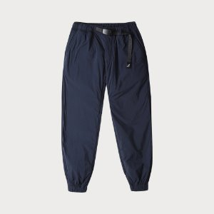 NYLON FLEECE PANTS (DOUBLE NAVY)
