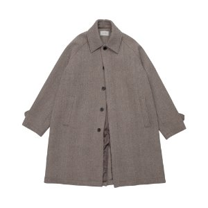 AC BALMACAAN COAT (HERRING BORN)