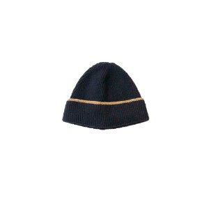 One Stripe Rib Hat (NVY)