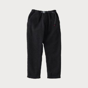 BOA FLEECE TRUCK PANTS (BLACK)
