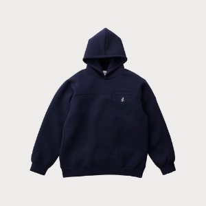 TECH KNIT PARKA (DOUBLE NAVY)