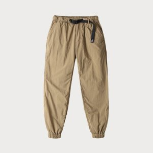 NYLON FLEECE PANTS (CHINO)