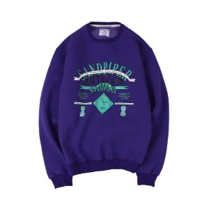 ART CLUB SWEAT SHIRTS (VINTAGE PURPLE)