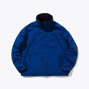 BOMBER JACKET (BLUE)