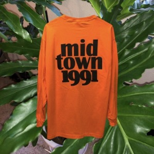 midtown1991 LS T (Orange)
