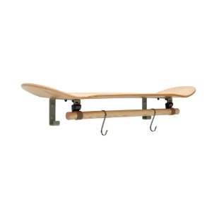 SK8SHELF (standard foliage green)